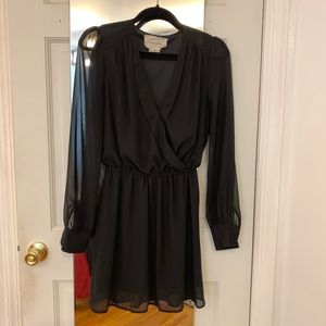 Coincidence & Chance x UO mini black dress